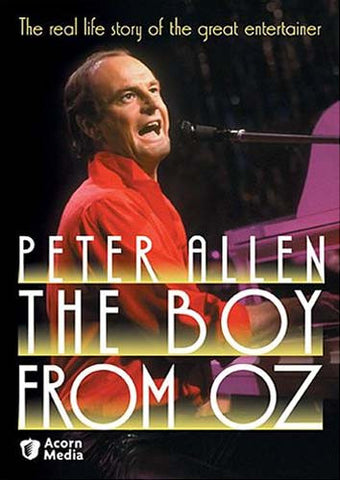 Peter Allen - The Boy From Oz DVD Movie
