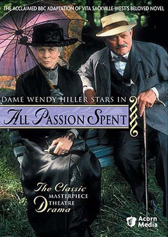 All Passion Spent DVD Movie