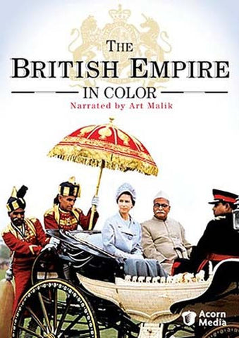 The British Empire In Color DVD Movie