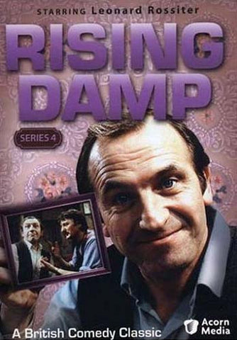 Rising Damp - Series 4 DVD Movie