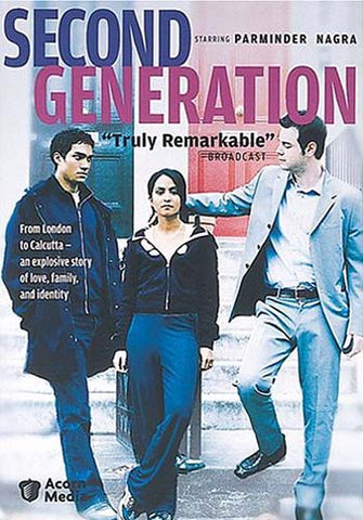 Second Generation DVD Movie