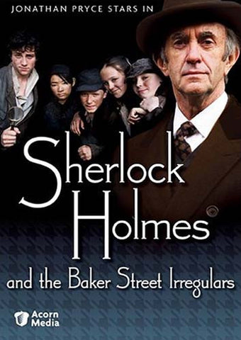 Sherlock Holmes And The Baker Street Irregulars DVD Movie
