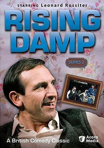 Rising Damp - Series 2 DVD Movie