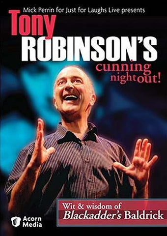 Tony Robinson's Cunning Night Out DVD Movie
