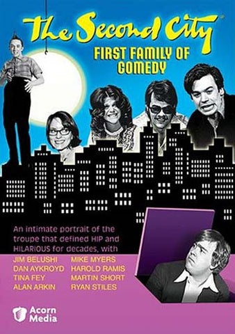 The Second City - First Family Of Comedy DVD Movie