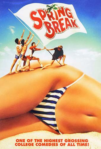 Spring Break DVD Movie