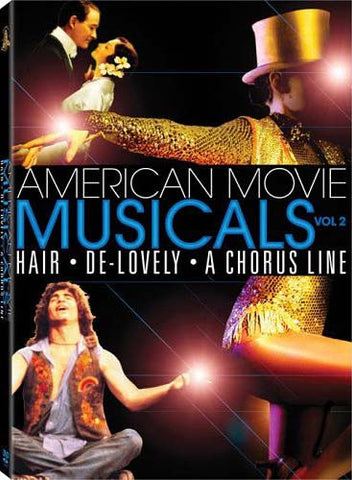 American Movie Musicals Vol. 2 (Hair / De-Lovely/A Chorus Line) (Boxset) DVD Movie