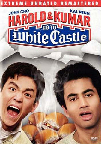 Harold And Kumar Go to White Castle (Extreme Unrated Edition) DVD Movie