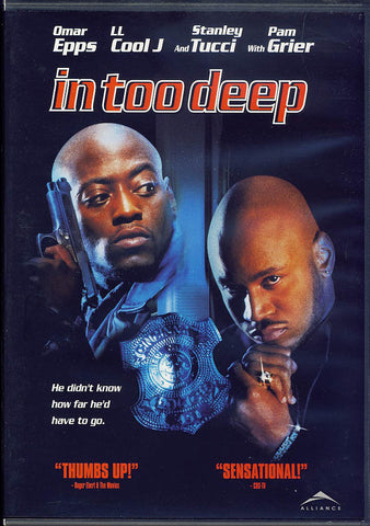 In Too Deep DVD Movie