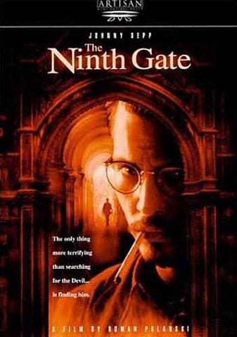 The Ninth Gate DVD Movie