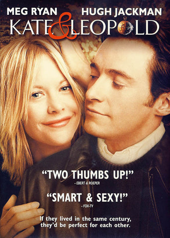 Kate and Leopold (Bilingual) DVD Movie