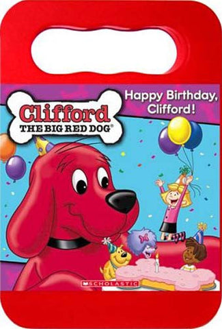 Clifford - Happy Birthday, Clifford! (Redcase) DVD Movie