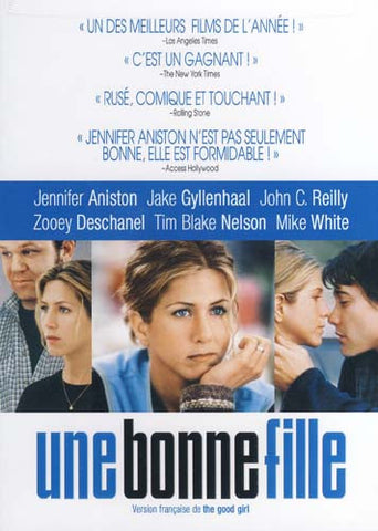 Une Bonne Fille (Widescreen/Fullscreen) DVD Movie