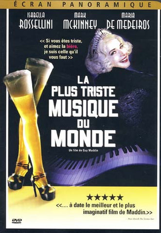La Plus Triste Musique Du Mond DVD Movie