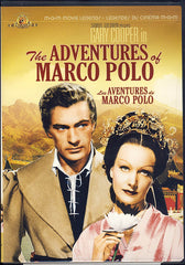 The Adventures Of Marco Polo (Les Aventures de Marco Polo)  (MGM) (Bilingual)