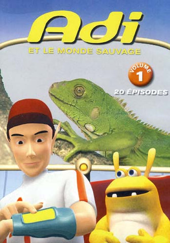 Adi - Adi Et Le Monde Sauvage (Vol - 1) DVD Movie