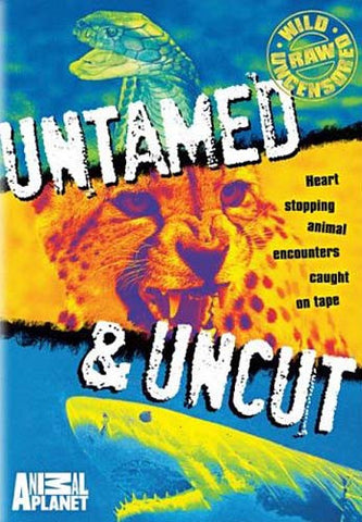 Untamed And Uncut DVD Movie