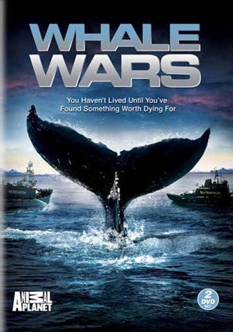 Whale Wars DVD Movie