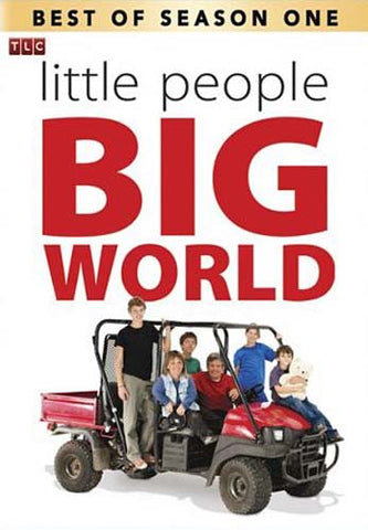 Best Of Season One - Little People Big World DVD Movie