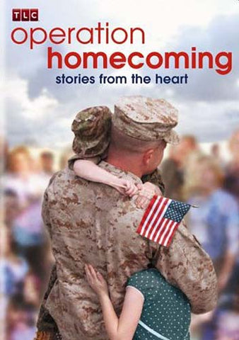 Operation Homecoming - Stories From The Heart DVD Movie