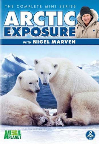 Arctic Exposure With Nigel Marven DVD Movie