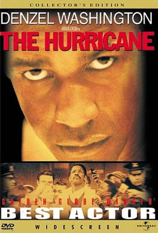 The Hurricane (Collector's Edition) DVD Movie