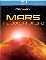 Mars - The Quest For Life (Blu-ray)