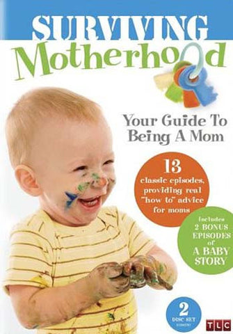 Surviving Motherhood - Your Guide To Being A Mom DVD Movie