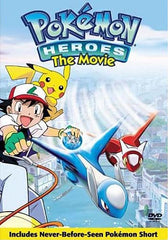 Pokemon - Heroes - The Movie (Bilingual)
