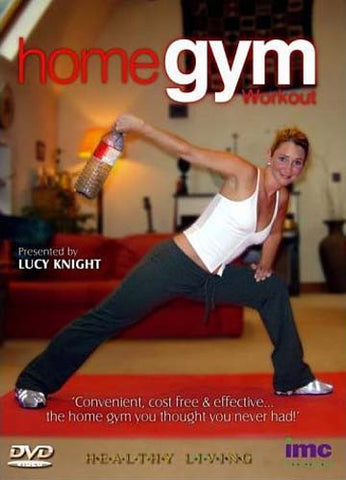Healthy Living - Home Gym Workout DVD Movie