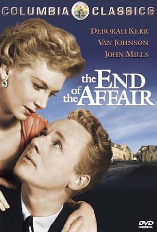 The End of the Affair (Deborah Kerr) DVD Movie