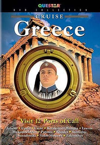 Cruise - Greece DVD Movie