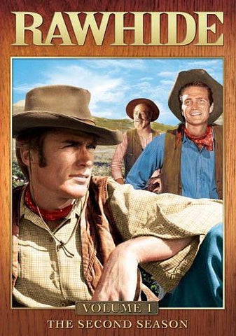 Rawhide - The Second Season - Vol. 1(Boxset) DVD Movie