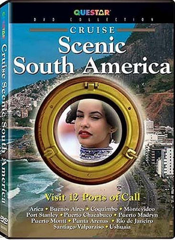Cruise - Scenic South America DVD Movie