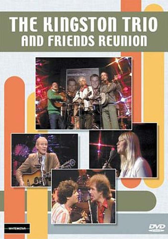 The Kingston Trio And Friends Reunion DVD Movie