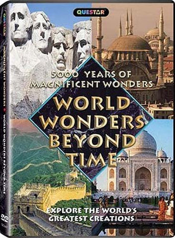 World Wonders Beyond Time - 5000 Years of Magnificent Wonders DVD Movie