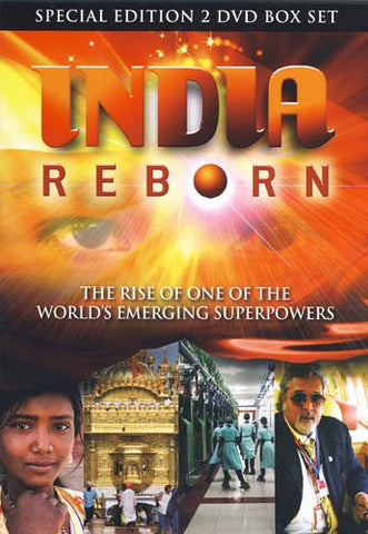India Reborn (Special Edition) DVD Movie