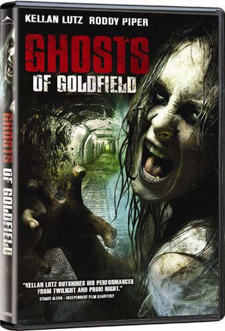 Ghosts of Goldfield DVD Movie