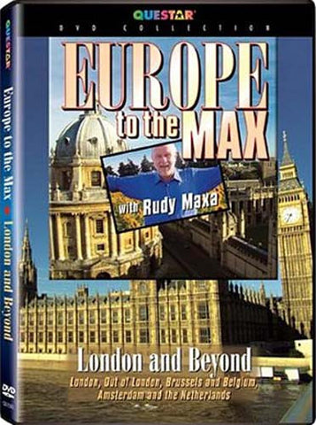 Europe To The Max With - London And Beyond DVD Movie