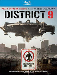 District 9 (Blu-ray) (USED)