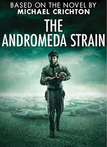 The Andromeda Strain (Mikael Salomon) DVD Movie