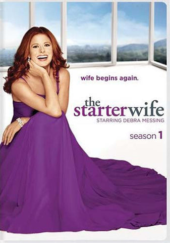 The Starter Wife - Season 1 DVD Movie