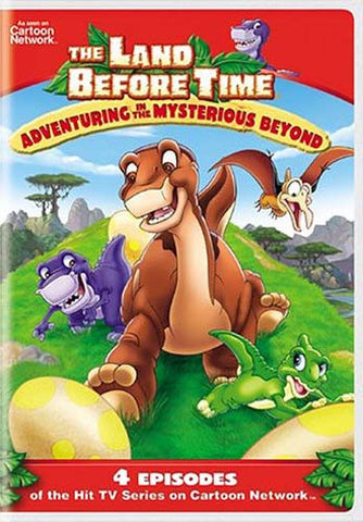 The Land Before Time - Adventuring In The Mysterious Beyond DVD Movie