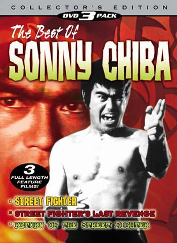 The Best of Sonny Chiba (Collector's Edition) (Boxset) DVD Movie