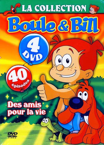 Boule Et Bill - La Collection (Boxset) DVD Movie