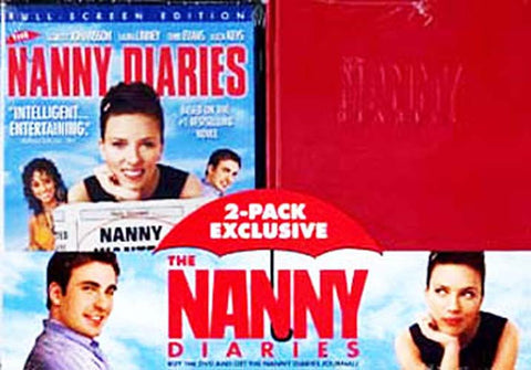 The Nanny Diaries (Full Screen Edition) (with Book) DVD Movie