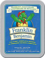 Franklin's Anniversary - The First Complete Season (Special Edition Collector's Tin) (Boxset)