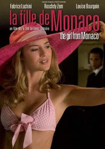 La fille de Monaco / the girl from Monaco DVD Movie