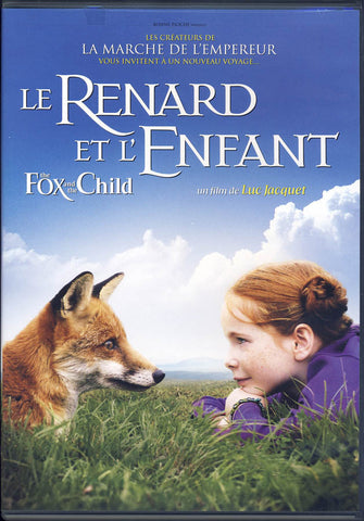 Le Renard et L Enfant / (The Fox and the Child) DVD Movie