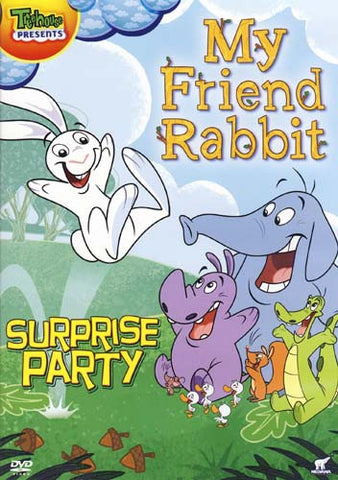 My Friend Rabbit - Surprise Party DVD Movie
